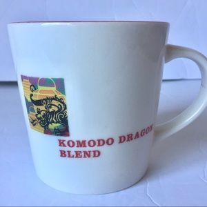 Starbucks 2005 Komodo Dragon Blend Mug